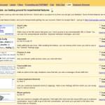 Gmail Labs, lo nuevo de Gmail
