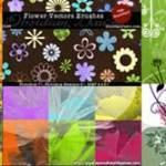 18 paquetes de brushes ornamentales