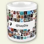 Crea una taza con tus followers de Twitter