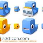 33 excelentes paquetes de iconos