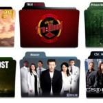 Iconos de carpetas para tus series, versión Windows