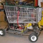 LOLrioKart: Un carrito de supermercado con motor