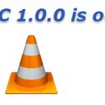 Ya está listo VLC 1.0