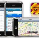 Metro DF y algo más, app para el iPhone con info sobre el metro de Mexico DF