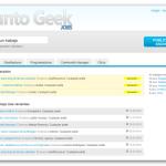 Punto Geek Jobs, publica tu anuncio de trabajo freelance GRATIS