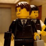 Inception: Versión Lego