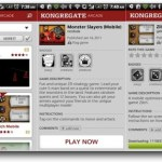 Kongregate Arcade, juega los juegos de Kongregate desde Android