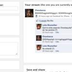 Generador de conversaciones falsas en Facebook