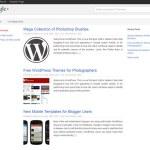 3 temas de Google+ para WordPress