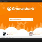 Grooveshark renueva su interfaz en su versión 4.0