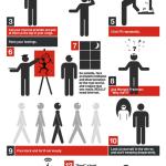Qué hacer cuando no hay internet [Infografía – Humor]
