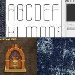 Design Friday: Tipografías, Tumblr y grunge