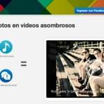 PicoVico: Dale vida a tus fotos creando geniales diapositivas con música