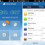 Cómo limpiar y acelerar Android con Clean Master