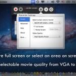 Ripcorder Screen: Aplicación gratuita para grabar la pantalla en video [Mac]