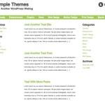 Tycho, un tema minimalista, liviano y funcional para WordPress
