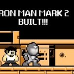 La primera película de Iron Man representada al estilo MegaMan en 8 bits [Video]