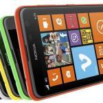 Nokia Lumia 625, el smartphone 4G asequible