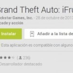 Finalmente iFruit llega a Android