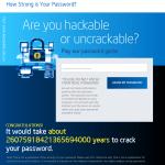 Mide el nivel de seguridad de tu contraseña con Intel
