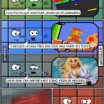 La historia de los píxeles con la llegada de las pantallas en alta definición [Humor]