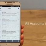 Gestionar cuentas de correo en Android con SolMail