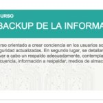 Guía para aprender a hacer backups perfectos