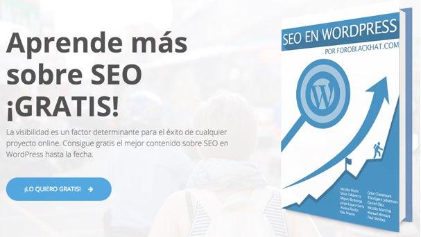 eBook SEO para WordPress