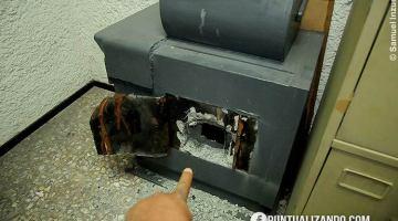 Cuantioso robo a las oficinas de la USE