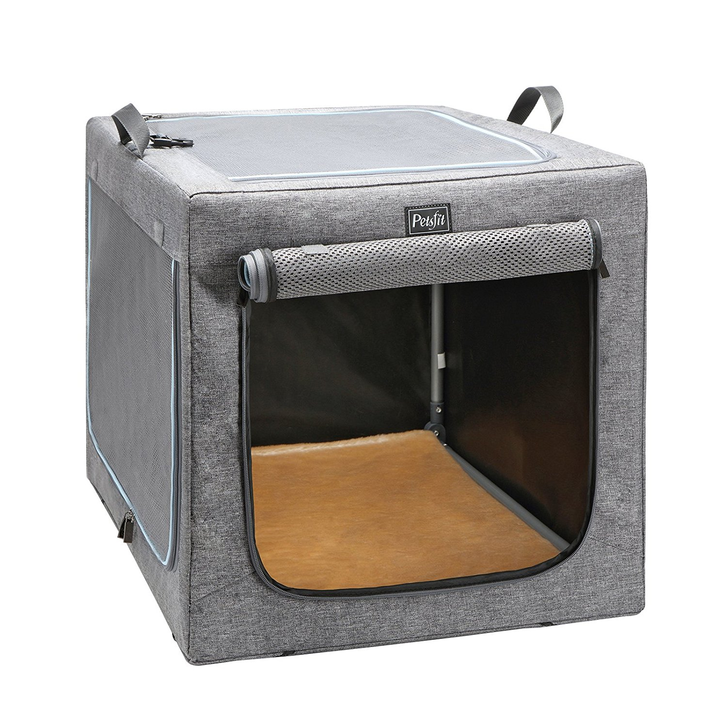 Fantastic Petsfit Soft Portable Dog Kennels Currently Available Dog Kennels Soft Sided Dog Crate Target Soft Sided Dog Crate Large Fable Travel Pet Crate Iseasily One bark post Soft Sided Dog Crate