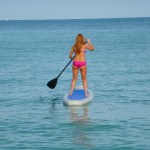 Paddleboarding South Florida