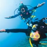 Learn to drift with proper scuba diving training