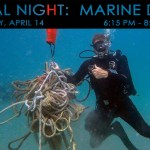 APRIL 14:  SOCIAL NIGHT – MARINE DEBRIS