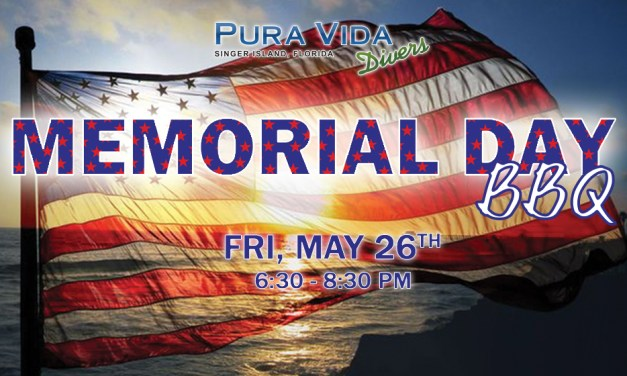 MEMORIAL DAY BBQ & SALE