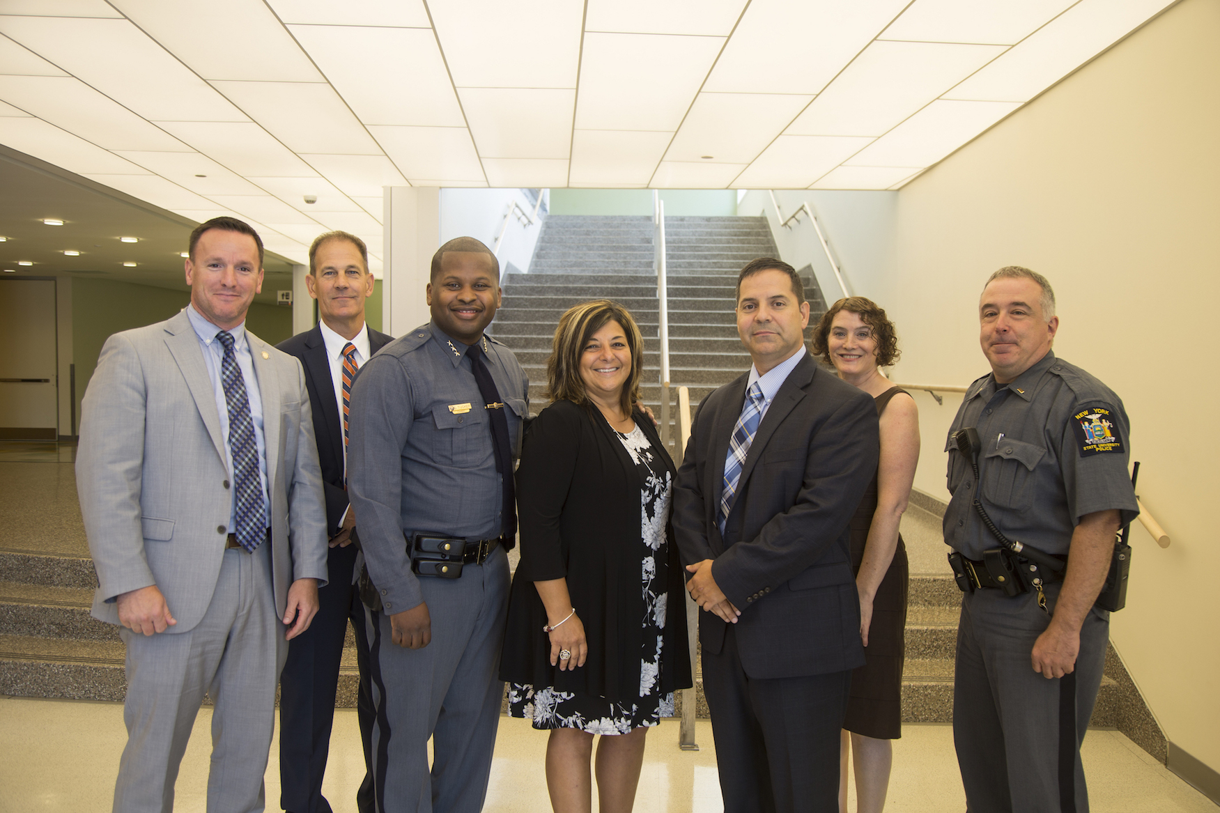 Purchase Hosts Local Police Officers for Special Training \u2022 News - Nys University Police