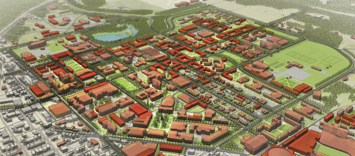 Campus Master Plans - Physical Facilities - Purdue University - purdue university campus