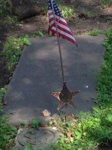 Angelica grave