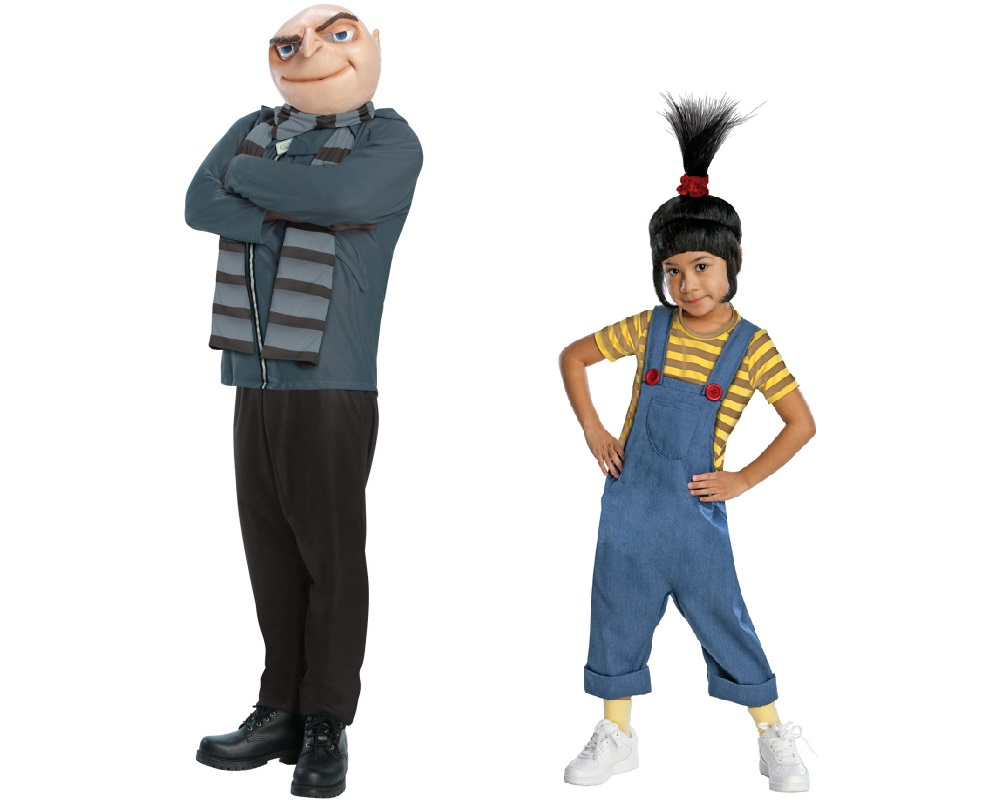 Father Daughter Costume Ideas Pure Costumes Blog