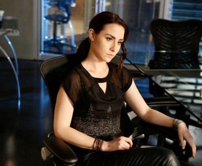 Allison Scaglioti in Stitchers; new character on 'The Vampire Diaries' season 8