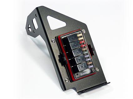 Shrockworks Auxiliary Power Distribution Module Bracket 3PACC-ZZE