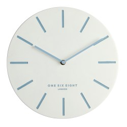 Small Of White Wall Clocks