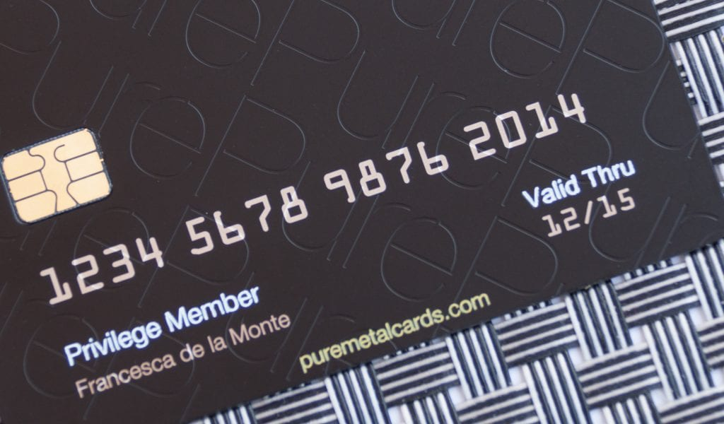 Personalize your Metal Membership Cards PURE METAL CARDS