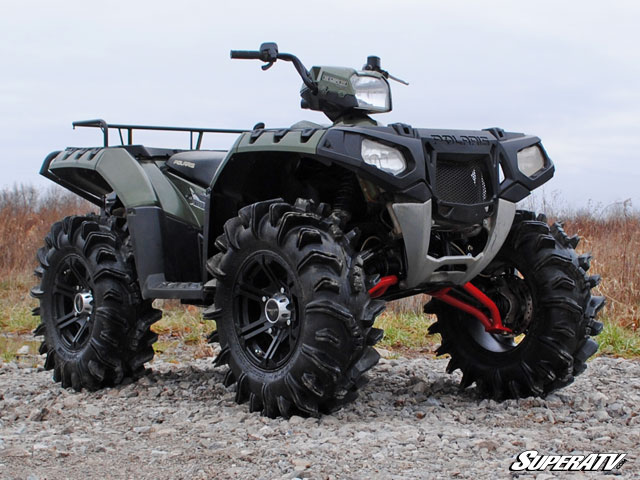For Atv Winch Wiring Grizzly 2 Inch Lift Kit For Polaris Sportsman Xp By Super Atv