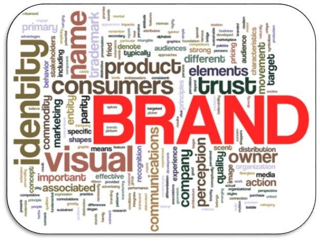 Online brand building