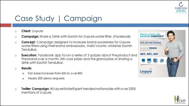 Puretech Digital Social Media Success Case Study