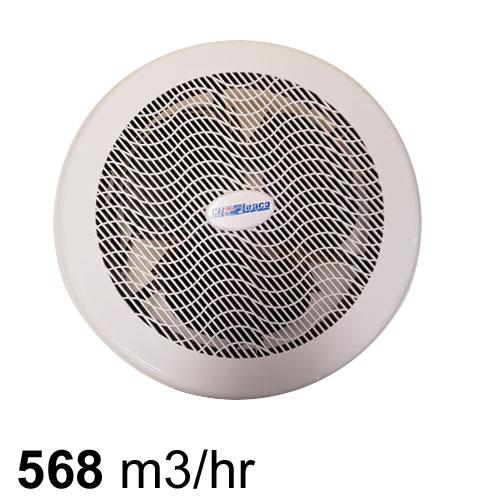 Lenco Ceiling Exhaust Fan 250mm
