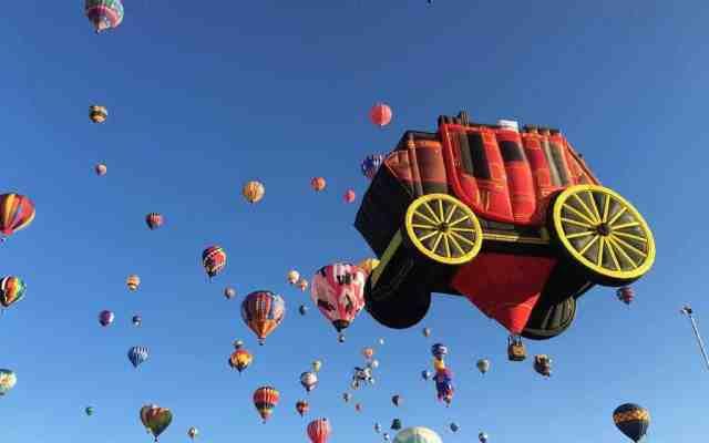 Pure Wander's 2015 Balloon Fiesta Favorites