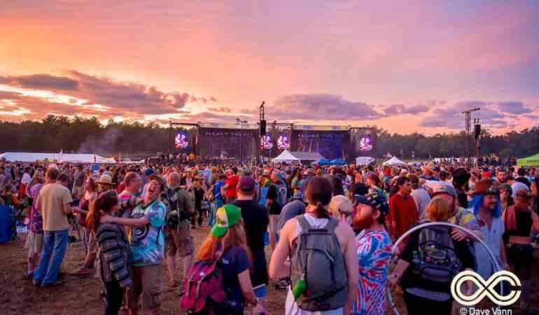 Widespread Panic - Lockn' Music Festival 9/12/2015 Oak Ridge Farm, Arrington VA - Photo © Dave Vann 2015