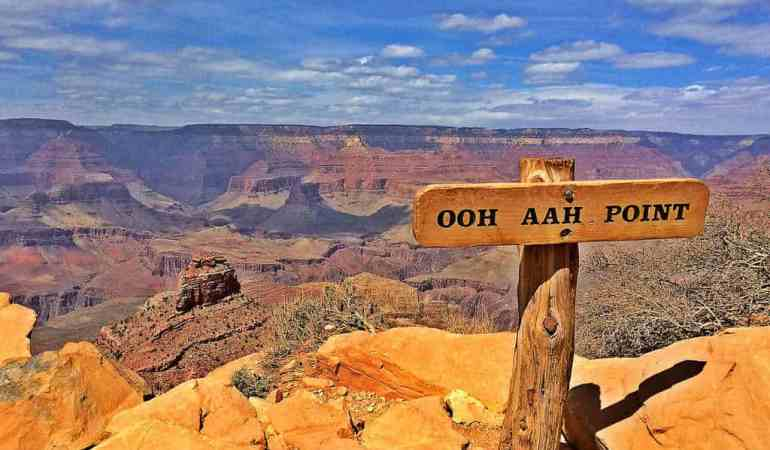 Disco in the Desert and the Grand Canyon, Arizona