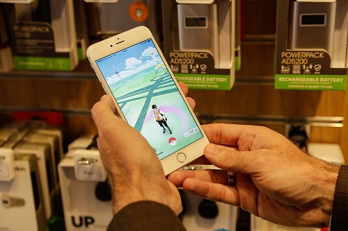 photo credit: Vodafone Germany Corporate Communications Vodafone lockt bundesweit Pokémon in seine Shops via photopin (license)